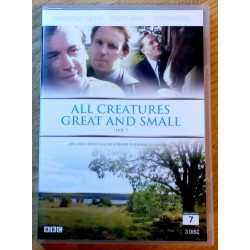 All Creatures Great and Small - Serie 3 (DVD)