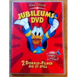 Donald Duck - Jubileums-DVD - 2 Donald-filmer og et spill (DVD)