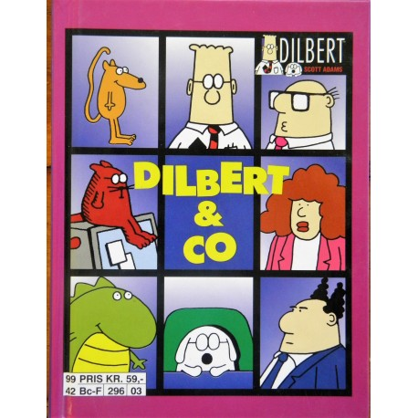 Dilbert- minibok- Dilbert & Co