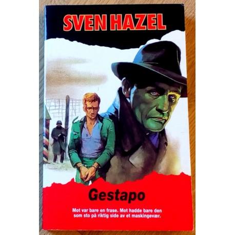 Sven Hazel: Gestapo