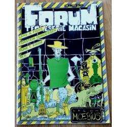 Forum Tegneserie Magasin - 1985 - Nr. 3 - Les om Moebius