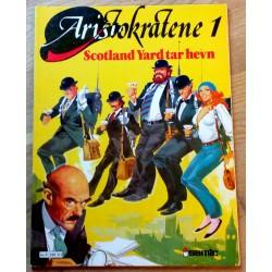 Aristokratene: Nr. 1 - Scotland Yard tar hevn (1980)