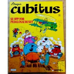 Cubitus: Nr. 1 - Se opp for Pedalosaurusen (1980)