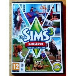 The Sims 3 - Kjæledyr utvidelsespakke (EA Games)