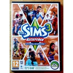 The Sims 3 - Reisefeber utvidelsespakke (EA Games)