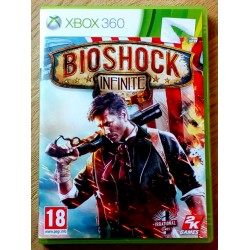 Xbox 360: Bioshock Infinite (2k Games)