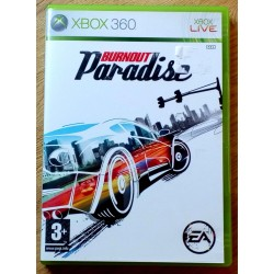 Xbox 360: Burnout Paradise (EA Games)