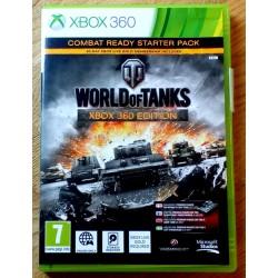 Xbox 360: World of Tanks - Xbox 360 Edition (Microsoft Studios)