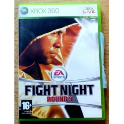 Xbox 360: Fight Night Round 3 (EA Sports)