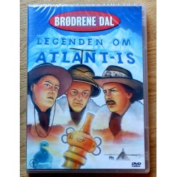 Brødrene Dal - Legenden om Atlant-Is (DVD)