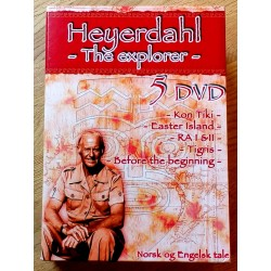 Thor Heyerdahl - The Kon-Tiki Man (DVD)