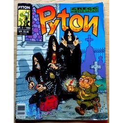 Pyton: 1994 - Nr. 3 - Gregg møter Satan