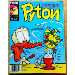 Pyton: 1993 - Nr. 4 - Chickenbunga!