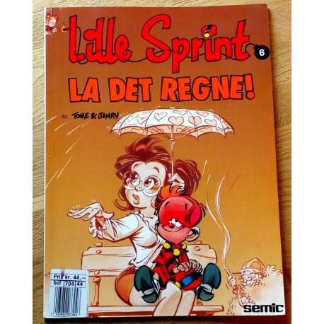 Lille Sprint: Nr. 6 - La det regne! (1. opplag)
