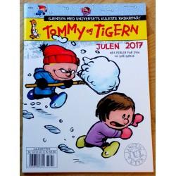 Tommy & Tigern: Julen 2017 - Med Perler for svin og Bar bikkje