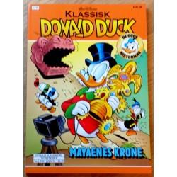 Klassisk Donald Duck: 2017 - Nr. 8 - Mayanes krone