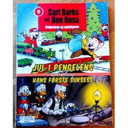 Carl Barks og Don Rosa - Originalene og oppfølgerne - Nr. 9