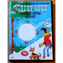Lucky Luke - Brødrene Dalton på flukt (DVD)