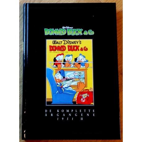 Donald Duck & Co: De komplette årgangene 1951 - II