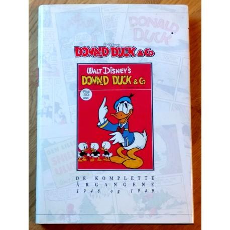 Donald Duck & Co: De komplette årgangene 1948 og 1949