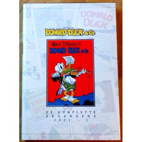 Donald Duck & Co: De komplette årgangene 1951 - I