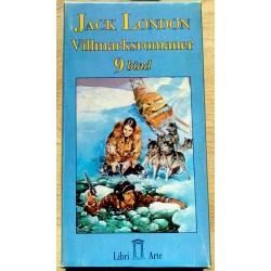 Jack London - Villmarksromaner 1-9