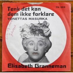 Elisabeth Granneman- Tenk det kan dem ikke forklare