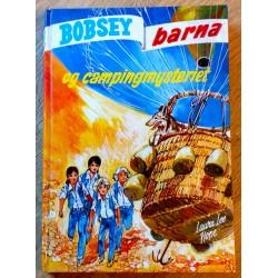 Bobsey-barna: Nr. 74 - Bobsey-barna og campingmysteriet