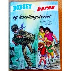 Bobsey-barna: Nr. 71 - Bobsey-barna og korallmysteriet