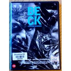 Beck - 26 - Levende begravd (DVD)