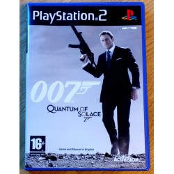 007 - Quantum of Solace (Activision)
