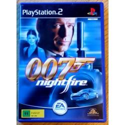 007 - Nightfire (EA Games)