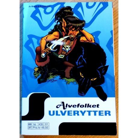 Alvefolket - Bind 1 - Ulverytter