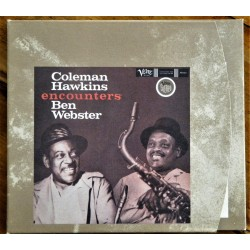 Coleman Hawkins- Ben Webster- Encounters