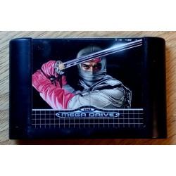 SEGA Mega Drive: The Revenge of Shinobi (cartridge)