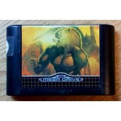 SEGA Mega Drive: Altered Beast (cartridge)