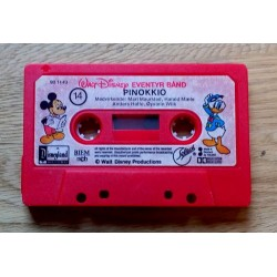 Walt Disney Eventyrbånd: Nr. 14 - Pinokkio