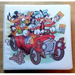 Disneyland Records - Album til Eventyrbånd (kassetter)