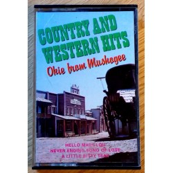 Country and Western Hits - Okie from Muskogee (kassett)