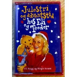 Julestri og adventstid hos Eli og Teodor - Eli Rygg og Birgit Strøm (kassett)
