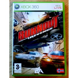 Xbox 360: Burnout Revenge (EA Games)