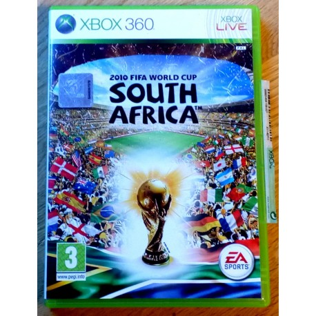 Xbox 360: 2010 FIFA World Cup - South Africa (EA Sports)