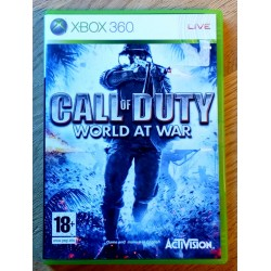 Xbox 360: Call of Duty: World at War (Activision)