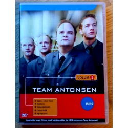 Team Antonsen - Volum 1 (DVD)