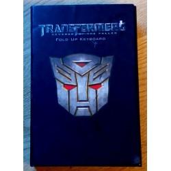 Transformers Revenge of the Fallen Fold Up Keyboard