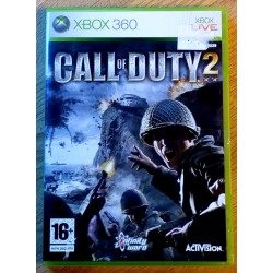 Xbox 360: Call of Duty 2 (Activision)