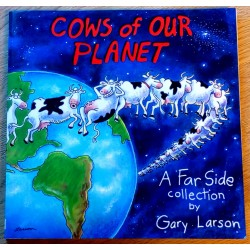 Cows of our Planet - A Far Side collection by Gary Larson