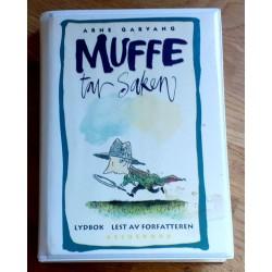 Muffe tar saken av Arne Garvang (lydbok)