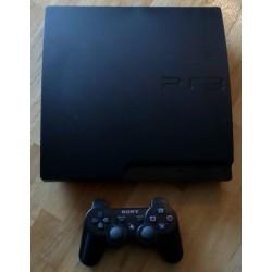 Playstation 3: Komplett konsoll med spill