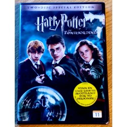 Harry Potter og Føniksordenen - Two-Disc Special Edition (DVD)